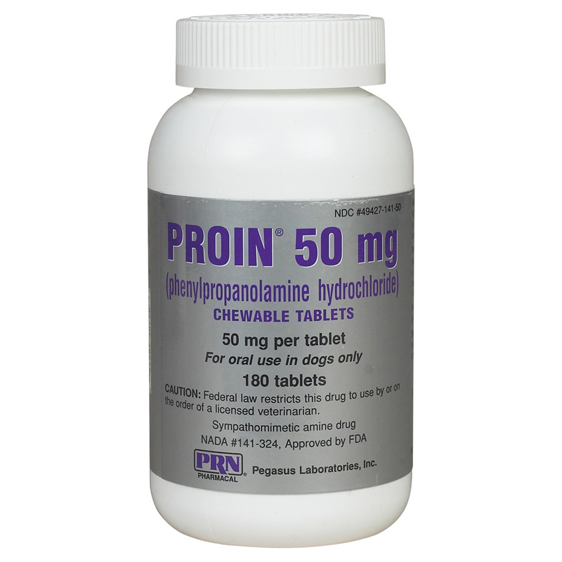 Proin 50mg 180ct Tablets